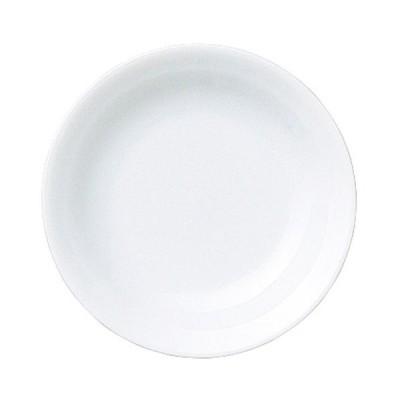 小皿 中華食器 / 白翔 リム3.0皿 寸法: D-10 H-2cm