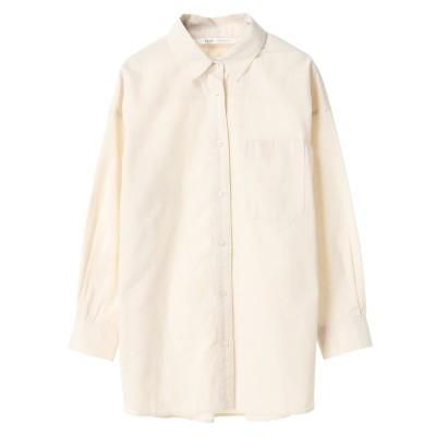 【予約】2wayフレンチリネンシャツ