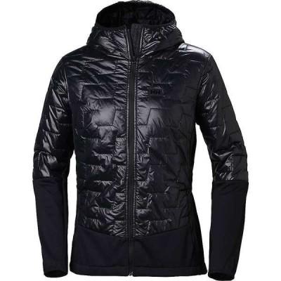 ヘリーハンセン レディース ジャケット・ブルゾン アウター Helly Hansen Women's Lifaloft Hybrid Insulator Jacket