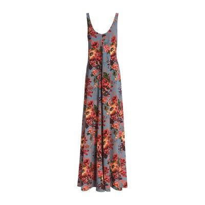 エミリア・ウィックステッド EMILIA WICKSTEAD ロングワンピース&ドレス パステルブルー 16 ポリエステル 98% / ポリウレタン