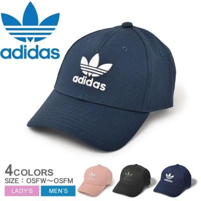 アディダス オリジナルス ADIDAS ORIGINALS 帽子 トレフォイルベースボールクラシックキャップ TREFOIL BASEBALL CLASSIC CAP DV0171 DV0174 GN