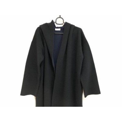【BIG SALE対象】ボールジー BALLSEY コート サイズS レディース - 黒 長袖/秋/冬【中古】20201208