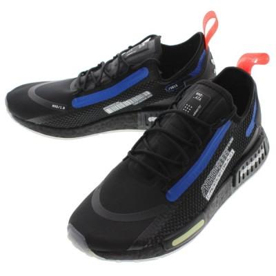 アディダス adidas スニーカー NMD_R1 SPECTOO コアブラック/コアブラック/イエローティント FZ3201