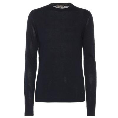 ロロピアーナ Loro Piana レディース ニット・セーター トップス Silk and cotton crewneck sweater