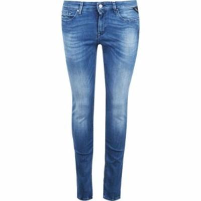 リプレイ Replay レディース ジーンズ・デニム ボトムス・パンツ Skinny Jeans Light Blue