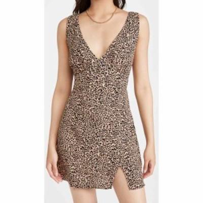 リフォーメーション Reformation レディース ワンピース ワンピース・ドレス Gianni Dress Bengal