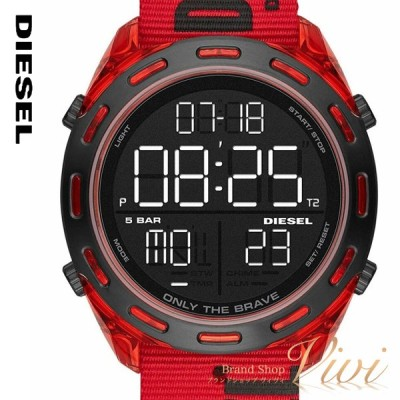 DIESEL ディーゼル 時計 メンズ 腕時計 クォーツ DZ1916 CRUSHER ラッピング無料 TU1022