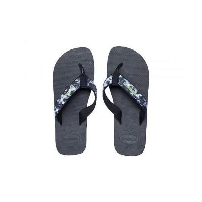 Havaianas ハワイアナス メンズ 男性用 シューズ 靴 サンダル Surf Material Sandal - Black