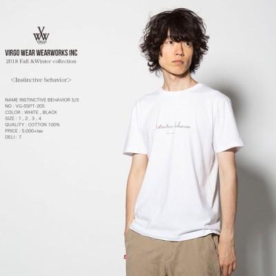【SOLD OUT】VIRGO ヴァルゴ INSTINCTIVE BEHAVIOR S/S Tシャツ