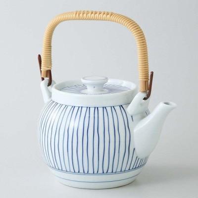 西海陶器 立枠 8号土瓶 23197(直送品)