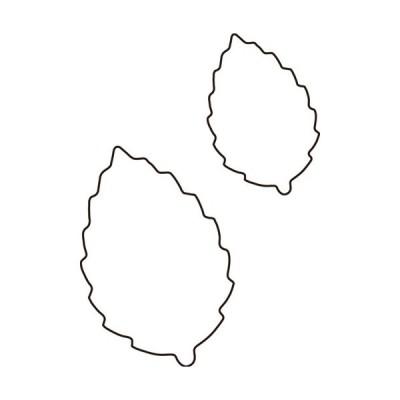 たかもりの生抜 木の葉 2PC