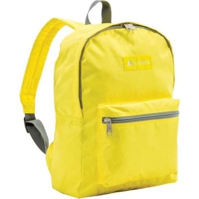 エバーレスト メンズ バックパック・リュックサック バッグ Basic Backpack (Set of 2) Lemon