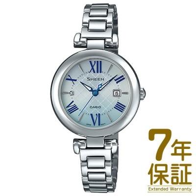 【正規品】CASIO カシオ 腕時計 SHS-4502D-2AJF レディース SHEEN シーン