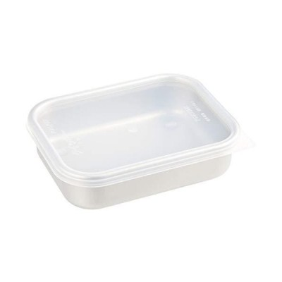 AKAO アルミ急冷・保存容器 クイッキー 浅型小小 0.55L