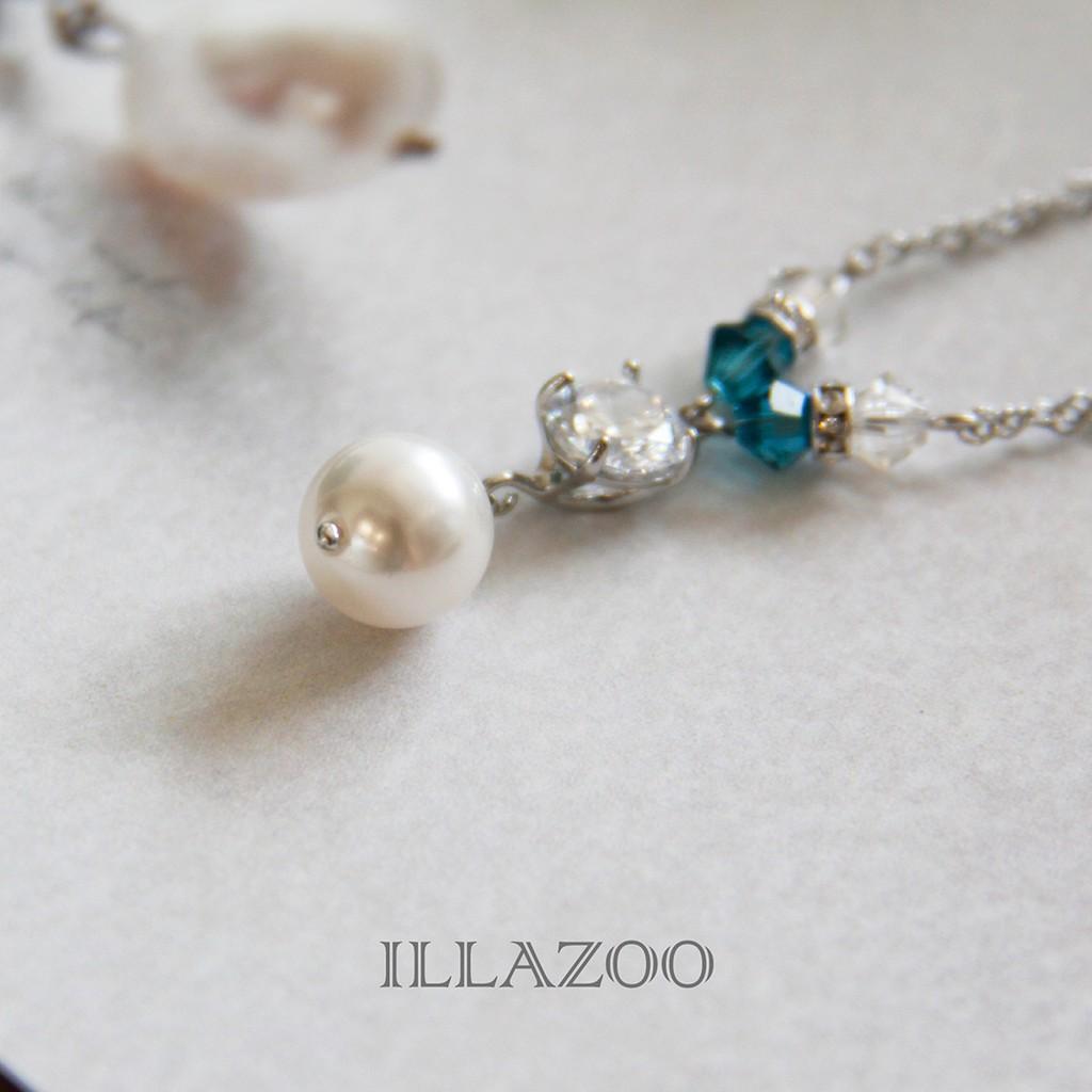 【 純粹高雅 】ILLAZOO   項鍊 飾品配件 流行飾品 現貨賣場 最新流行 手工製作 送禮首選 情人節