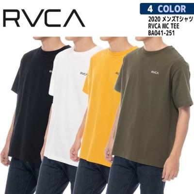 21 RVCA ルーカ Tシャツ RVCA MC TEE Tシャツ 半袖 メンズ 2021年春夏 品番 BA041-251 日本正規品