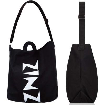 ZNIZ トートバッグ キャンバスバッグ マザーズバッグ ハンドバックレディース バッグ ママバッグ カバン シルエット変形可能 2way大容量 多機