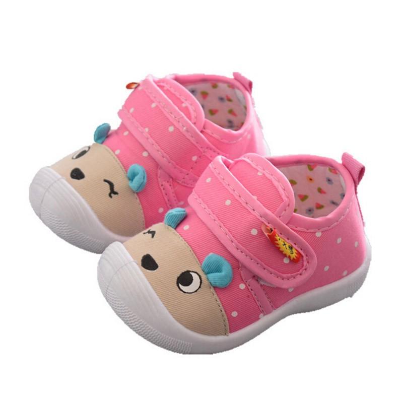 嬰兒鞋 可愛軟底防踢機能鞋 注塑會響0-3歲寶寶學步鞋 防滑叫叫鞋【兩種款式隨機發】【IU貝嬰屋】