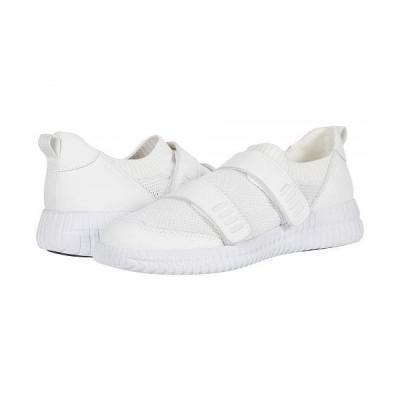 Geox ジオックス レディース 女性用 シューズ 靴 スニーカー 運動靴 Novae 1 - White