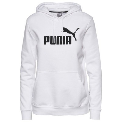 プーマ レディース パーカー・スウェット アウター PUMA Essential Logo Hoodie