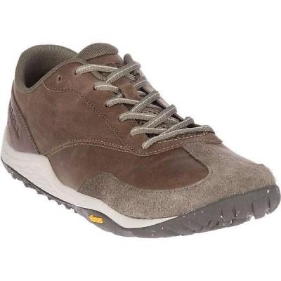 メレル メンズ スニーカー シューズ Merrell Men's Trail Glove 5 Leather Shoe