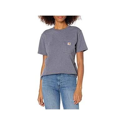 Carhartt Women's K87 Workwear Pocket Short Sleeve T-Shirt (Regular and Plus
