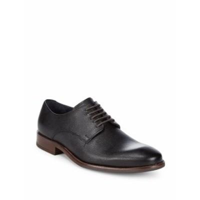 コールハーン メンズ シューズ オックスフォード 革靴 Leather Lace-Up Shoes