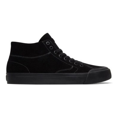 カジュアルシューズ ディーシーシューズ DC Shoes Men's Evan Smith Hi Zero S High-Top Skate Shoes ADYS300477 BLACK/BLACK/BLACK