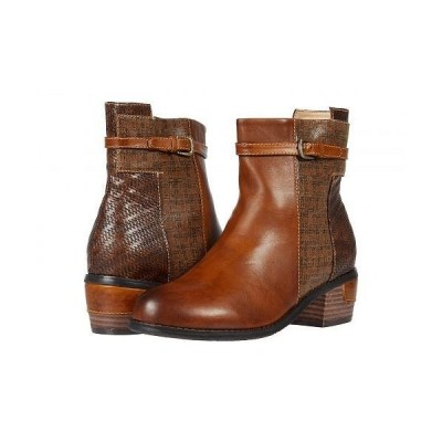L'Artiste by Spring Step ラーティスト レディース 女性用 シューズ 靴 ブーツ アンクル ショートブーツ Kanessa - Camel