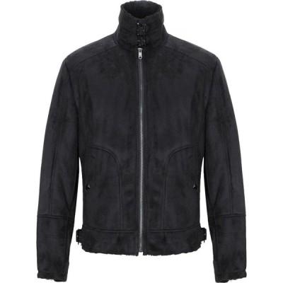 リウジョー LIU JO MAN メンズ ジャケット アウター jacket Black