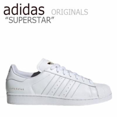アディダス スーパースター スニーカー adidas メンズ レディース SUPERSTAR スーパースター WHITE ホワイト FU9196 シューズ