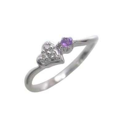 指輪レディース アメジスト 指輪 アメジスト リング 指輪 誕生石 ファッションリング【今だけ代引手数料無料】