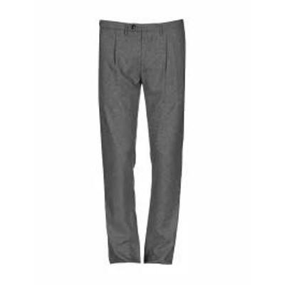 Department 5 メンズパンツ Department 5 Dark-grey Trousers Grey