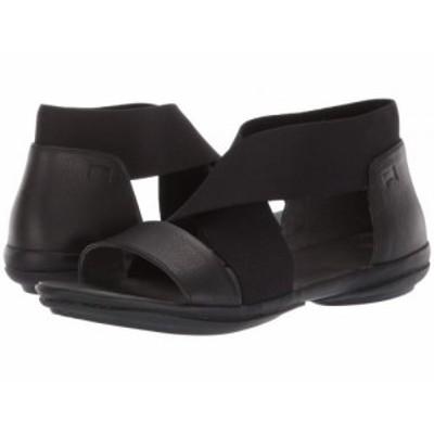 Camper カンペール レディース 女性用 シューズ 靴 サンダル Right Nina K200759 Black【送料無料】