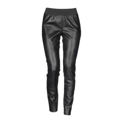 ステラ マッカートニー STELLA McCARTNEY パンツ ブラック 38 ポリエステル 100% / コットン / ナイロン / ポリウレタ