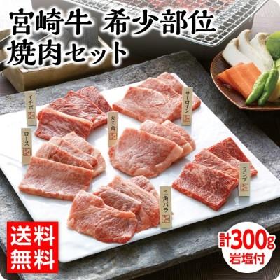 宮崎牛 希少部位 焼肉セット 宮崎 宮崎牛 和牛 牛 牛肉 肉 焼き肉 焼肉 やきにく