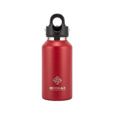 レボマックス REVOMAX 水筒 マグボトル 355mL ワンタッチ 保冷 保温 RevoMax V2 VACUUM INSULATED