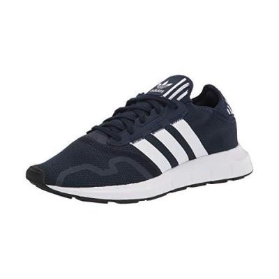 adidas Originals Men's Swift Essential Sneaker, Navy/White/Black, 7
