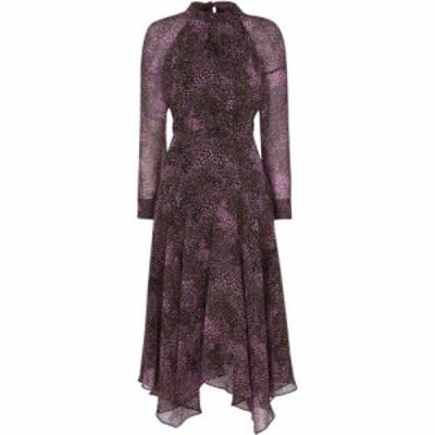 ホイッスルズ Whistles レディース ワンピース ワンピース・ドレス Snake Print Carlotta Dress Pink/Multi