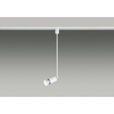 東芝 LEDスポットライト 配線ダクトレール用 天井取付専用 ハロゲン形LED電球(E11)適合 白(ホワイト) ランプ別売 LEDS88023R