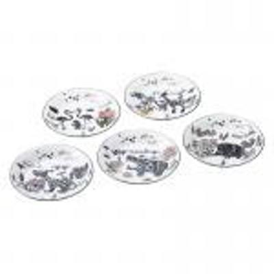 【新品/取寄品】【特選商品】ワニャマ カレー皿セット WAN-3003A