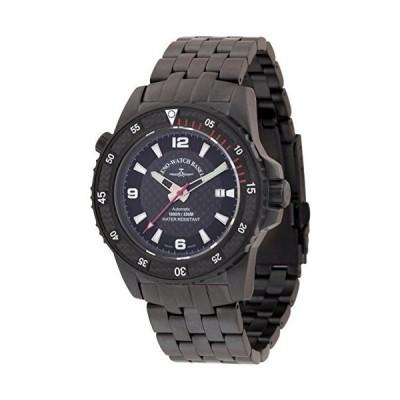 Zeno-Watch-Basel Men´s Watch Automatic 6478-bk-s1-7M 並行輸入品