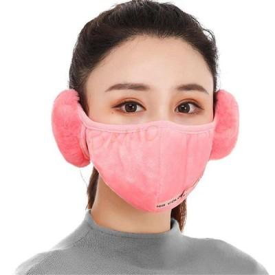 マスク 冬用 耳暖かい 2枚セット 暖か 洗える 大きめ 温 2層 男女兼用 大人用 蒸れない 肌接触感抜群  立体 通気性防寒 保温 防風