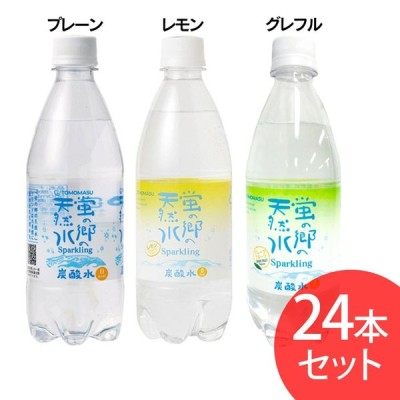 炭酸水 ペットボトル 500ml 24本 国産 蛍の郷の天然水 スパーク リングウォーター 天然水使用 強 炭酸水 プレーン まとめ買い(D) 【代引き不可】