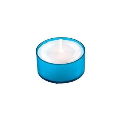 金光味噌  カラークリアカップティーライト(24個入)S8351 B ブルー