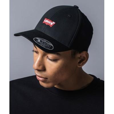 帽子 キャップ LEVI'S(R) ACCESSORY  バットウィングロゴキャップ ブラック