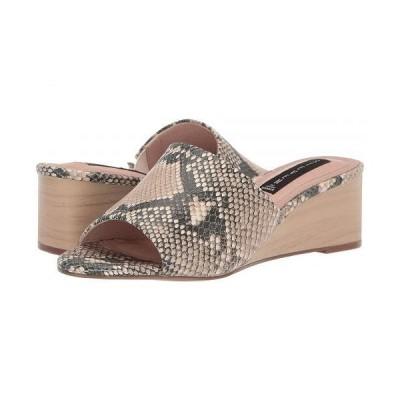 STEVEN NEW YORK スティーブンニューヨーク レディース 女性用 シューズ 靴 ヒール Lemur Wedge Sandal - Natural Multi