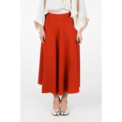 MAISON MARGIELA/メゾン マルジェラ Red レディース MM1 Maxi Circle Skirt dk