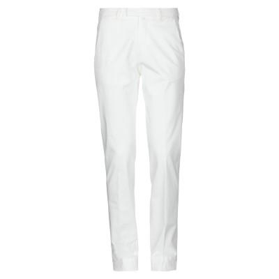 BRIGLIA 1949 パンツ ホワイト 30 コットン 97% / ポリウレタン 3% パンツ