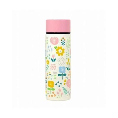 東亜金属 332-307 ポケミニ 魔法瓶 ボトル お花畑 140ml
